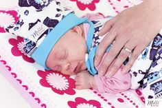 Clothes for the premature baby
