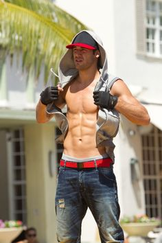 Still of Ryan Guzman in Step Up Revolution... unbelievable dancing, amazing abs...just ignore the acting