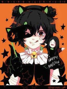Juuzou Halloween