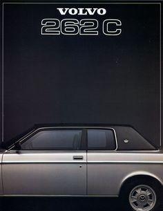 Volvo 262C - brochure