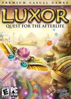 Luxor 4 Quest for the Afterlife