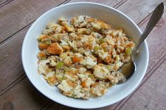 Betty Crocker's Classic Bread Turkey Stuffing. Photo by Cooking Creation
