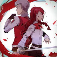 Akihiko & Mitsuru