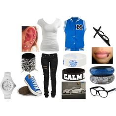 """""""Find Yourself"""" by janellking on Polyvore"""