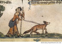 GUIDE DOGS IN MEDIEVAL ART AND WRITING