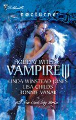 Holiday with a Vampire III - Linda Winstead Jones, Lisa Chil Christmas Books, A Christmas Story, Linda Jones, Books To Read, My Books, Nocturne, Romance Books, Book Series, Sexy Men