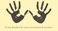 A veces, lavándonos las manos, nos ensuciamos la conciencia.