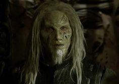 Todd the Wraith (Christopher Heyerdahl) - Stargate: Atlantis