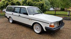 1987 VOLVO 240 For Sale in Thornton Dale, North Yorkshire   Preloved