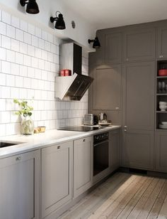Grey kitchen Picky Living
