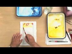 Color Techniques for Vibrant Watercolor with Joyce Faulknor and Guy Magallanes