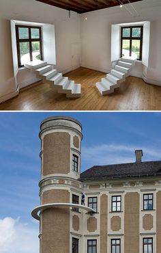 extreme staircase