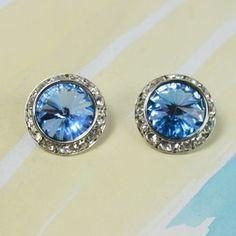 Periwinkle Dare Earrings
