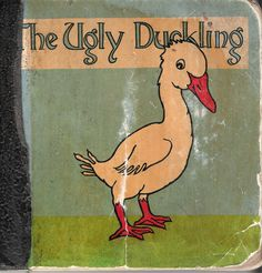 "Vintage Book ""The Ugly Duckling"""