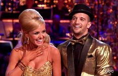 'Dancing with the Stars': Katherine Jenkins Wins in Motown Marathon