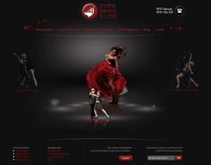 Stop & Dance Studio by Craft Interactive , via Behance Dance Studio, Behance, Craft, Movies, Movie Posters, Creative Crafts, Film Poster, Do Crafts, Films