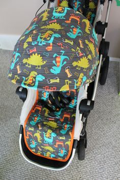 Items similar to city select stroller/pram canopy cover- 1 reversible canopy slip cover on Etsy & Custom Baby Jogger city select Replacement canopy or Cover canopy ...