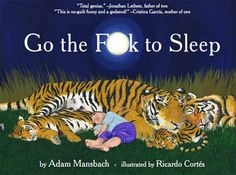 A bedtime book for parents who live in the real world,
