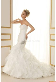 Vestidos de noiva Luna Novias 165 Titanic 2013