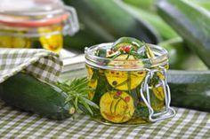Zucchini einlegen – 6 leckere Rezepte vorgestellt