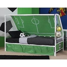 Powell Furniture Goal Keeper Daybed 14Y2015 Bed New | eBay