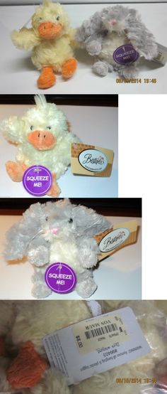 Mixed Lots 158780: Wholesale Mix Lot (24) Plush 4 Duck And Bunny Best Ever Sound Squeezed Von Mauer -> BUY IT NOW ONLY: $34.99 on eBay!