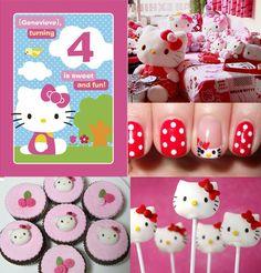 Hello Kitty Birthday Inspiration