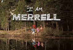 I Love Merrell Shoes