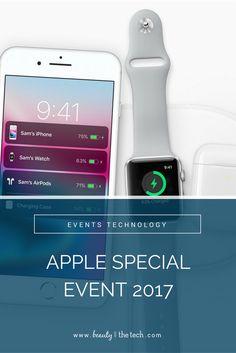 Apple Special Event 2017: Ich bin kein Freund von Beiträgen die es schon zu Hauf im Netz zu finden gibt. Jeder Apple Verfolger hat am 12.09.2017 die Keynote zur Vorstellung der neusten Hardware gesehen und dieses Mal...
