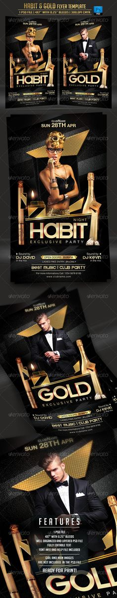 2018 New Years Eve Party Party flyer, Flyer template and Template - hip hop flyer template