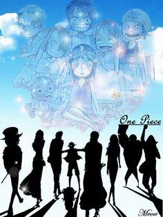 One Piece || Straw Hat Crew ||