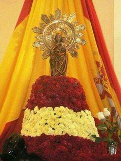 Virgin Mary, Beautiful Words, Cake, Desserts, Food, Aragon, Google, Columbus Day, Happy Day