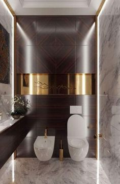 Find the best modern bathroom ideas, bathroom remodel design & inspiration to match your style. Browse through images of bathroom decor & colors to create. Modern Bathroom Design, Bathroom Interior Design, Modern Interior Design, Bath Design, Modern Bathrooms, Luxury Bathrooms, Small Bathrooms, Bathroom Designs, Design Interiors