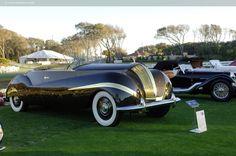 1939 Rolls Royce Phantom 3 Cabriolet