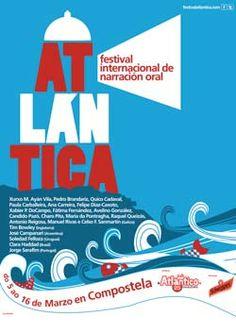Atlantica 2013 en Santiago de Compostela