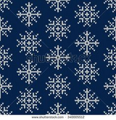 Stock Images similar to ID 348788999 - seamless pattern from. Knitting Machine Patterns, Fair Isle Knitting Patterns, Knitting Stiches, Knitting Charts, Loom Knitting, Knitting Designs, Knitting Projects, Christmas Stocking Pattern, Christmas Knitting