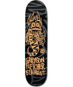 """Element Greyson Sprites 8.0""""  Skateboard Deck"""
