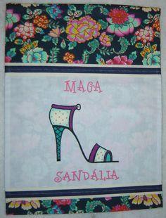para sandália