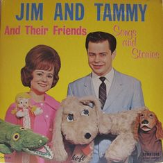 PTL!!  Watched it every morning before school in junior high. The tears!!  I would wait daily for Tammy Faye to cry her gloopy little eyes out.