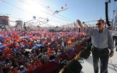 Başbakan Recep Tayyip ERDOGAN   ( AK Parti İstanbul Mitingi )