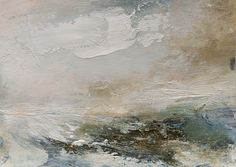 Rippling 2015 oil on paper 25cm x 35cm by Dion Salvador Lloyd www.dionsalvador....