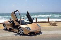 Beaches + cars = hearts:)