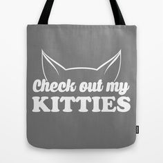 Check out my kitties Tote Bag #cat #kitty