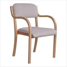 JJZDYZ Stuhl Moderne Einfachheit Massivholz Study Stuhl Lässige Mode  Rückenlehne Stuhl Esszimmer Stuhl * Klappstuhl ( Farbe : )