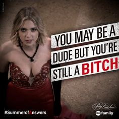 You tell 'em, Hanna!