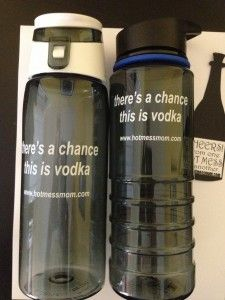 Water Bottle...I need it.