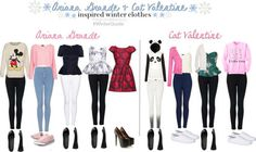 ariana grande winter style | ... Grande's style - Ariana Grande & Cat Valentine inspired winter