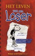 Het leven van een loser - Jeff KINNey; Jeugdboeken, 10 tot 12 jaar (gele stip)