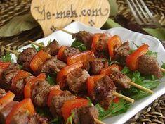 How to cook Turkish Chop Shish Kebab Recipe? You can easily make Turkish Chop Shish Kebab Recipe. Meat Skewers, Lamb Skewers, Kebabs, Turkish Recipes, Ethnic Recipes, Shish Kebab, Skewer Recipes, Iftar, Yummy Eats