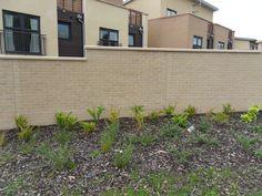 GRP Brick Effect Wall Panels - Seddons, Runcorn
